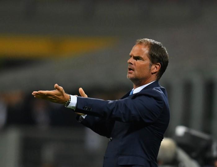 Inter, la rabbia di De Boer
