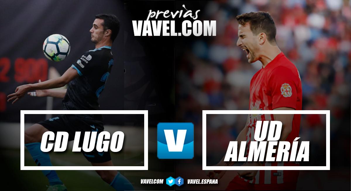 Previa CD Lugo - UD Almería: el récord o la salvación