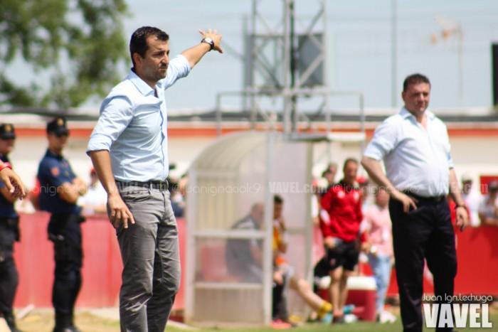 """Diego Martínez: """"Vamos a hacer lo imposible por conseguir el ascenso"""""""