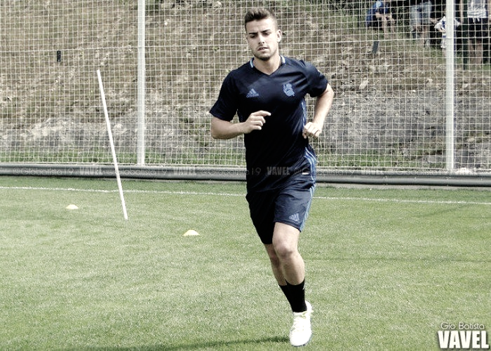 David Concha jugará cedido en el filial del FC Barcelona