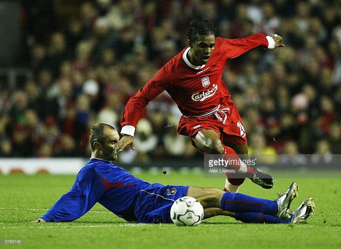 The A-Z of forgotten football heroes: S - Florent Sinama-Pongolle