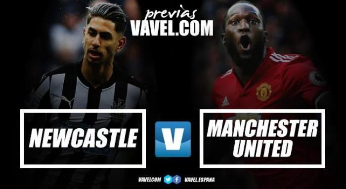 Previa Newcastle - Manchester United: un duelo apasionante