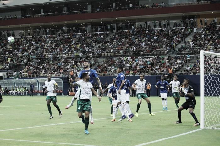 Mota defende pênalti no último lance, CSA empata com Manaus e segue na Copa do Brasil