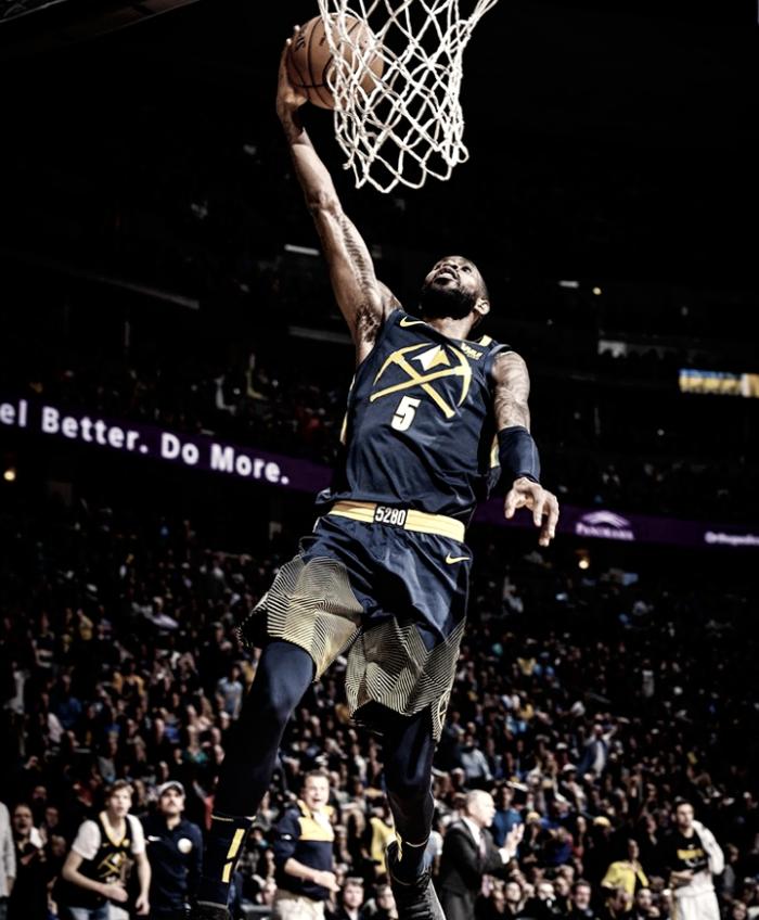 Los Nuggets triunfan ante Warriors