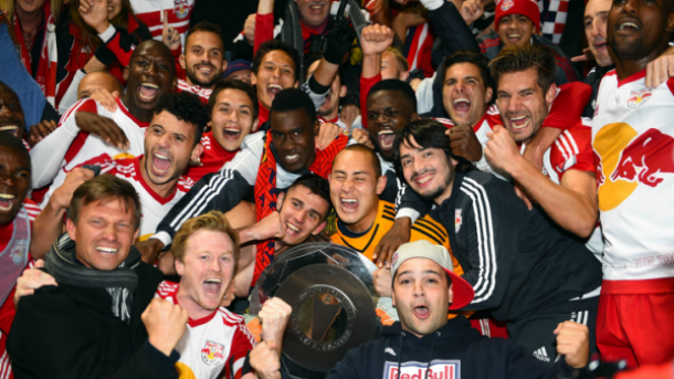 2015 MLS Cup Playoff Schedule Is Set