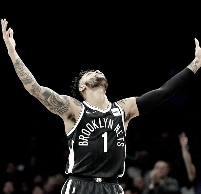 Los Nets vuelven a conocer la victoria