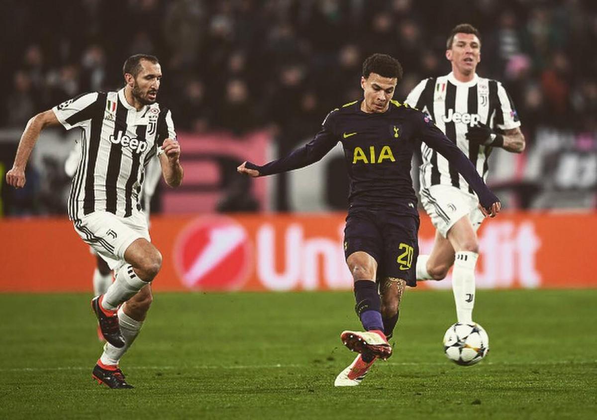 """Champions League - Alli: """"Con la Juve i giochi non sono fatti, penso da numero 10"""""""