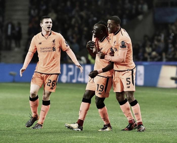 Champions - Pokerissimo al Porto: il Liverpool vince 0-5 e mette le mani sulla qualificazione