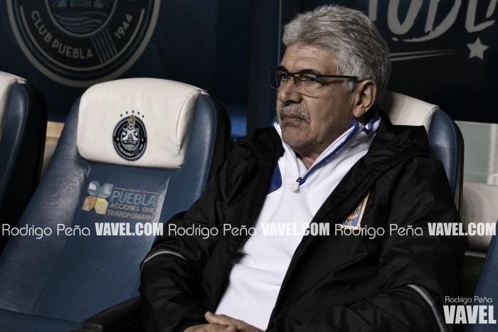 Sin pretextos Ricardo Ferretti ante la derrota felina en Puebla
