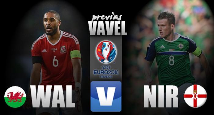 País de Gales e Irlanda do Norte buscam manutenção da história nas oitavas de final da Euro