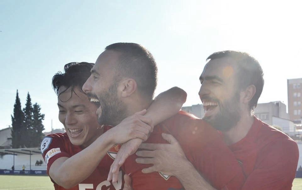 Sergi Arranz, pichichi y obrero del gol