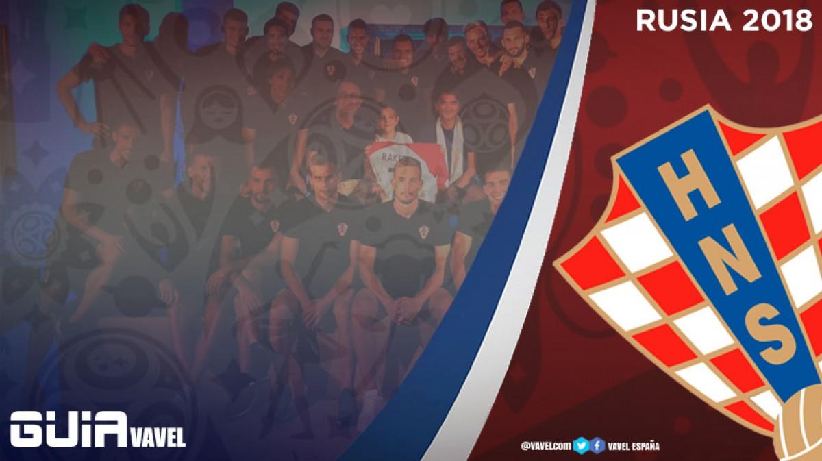 Guía selección croata 2018: una candidata a dar la sorpresa