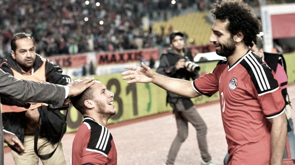 Egipto 2018: Salah y Sobhi, la estrella y la joven promesa egipcias