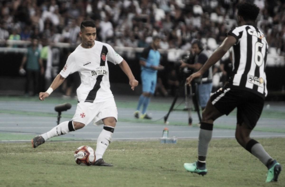 Com mesmo foco, Vasco e Botafogo fazem clássico pela final do Campeonato Carioca