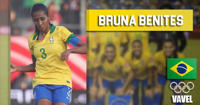Rumo à Olimpíada: Bruna Benites, zagueira do São José