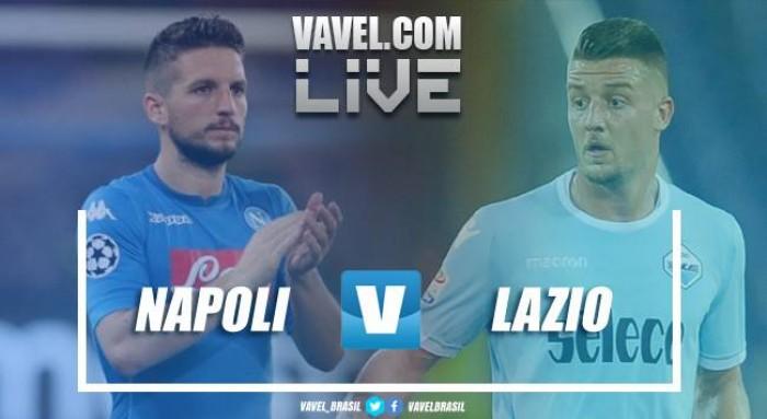 Resumen Napoli 4-1 Lazio en Serie A 2018