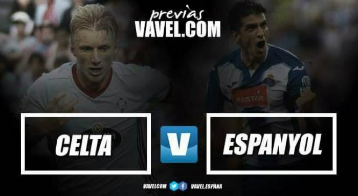 Previa RC Celta de Vigo – RCD Espanyol: reengancharse al vagón de Europa como objetivo