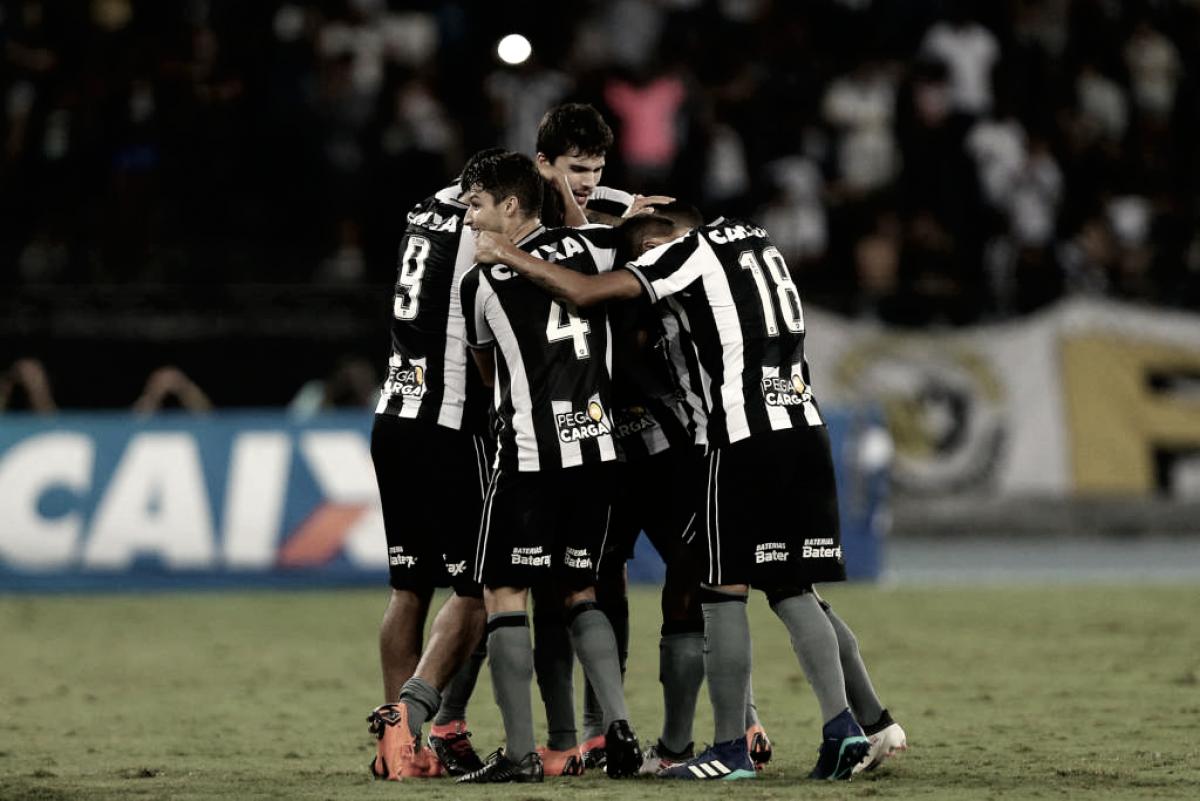 Com a vantagem do empate, Botafogo recebe Audax Italiano pela Sul-Americana