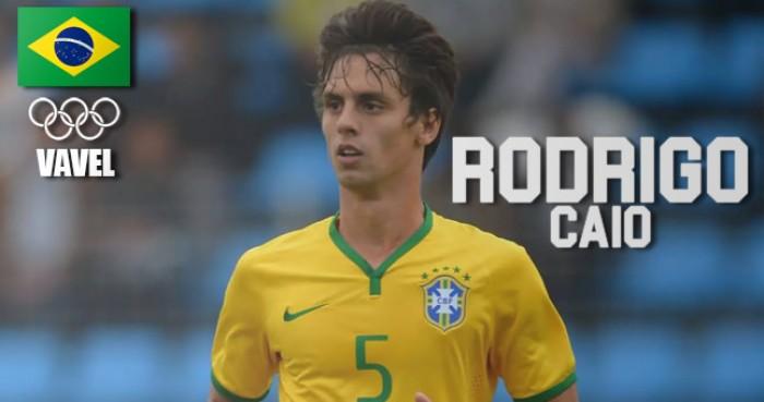 Rumo à Olimpíada: Rodrigo Caio, zagueiro do São Paulo