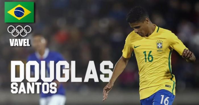 Rumo à Olimpíada: Douglas Santos, lateral-esquerdo do Atlético-MG