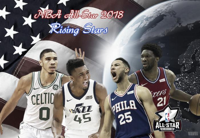 Guía NBA VAVEL All-Star 2018: los novatos marcan la diferencia