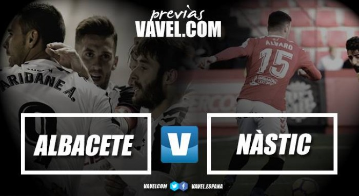 Previa Albacete Balompié - Nàstic: a mantener la posición