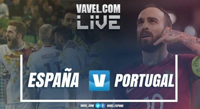 Previa España - Portugal: el espectáculo está al llegar