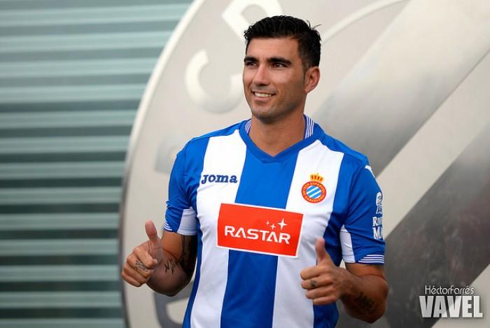 Reyes, presentado como nuevo jugador del Espanyol