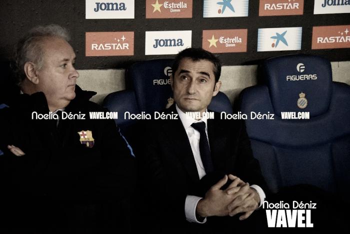 La primera derrota de la 'era Valverde'