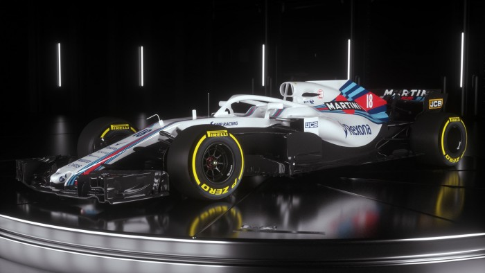 F1, Williams - Presentata la FW41