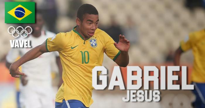 Rumo à Olimpíada: Gabriel Jesus, atacante do Palmeiras