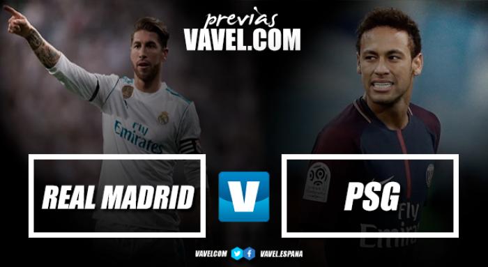 Previa Real Madrid - PSG: se para el mundo