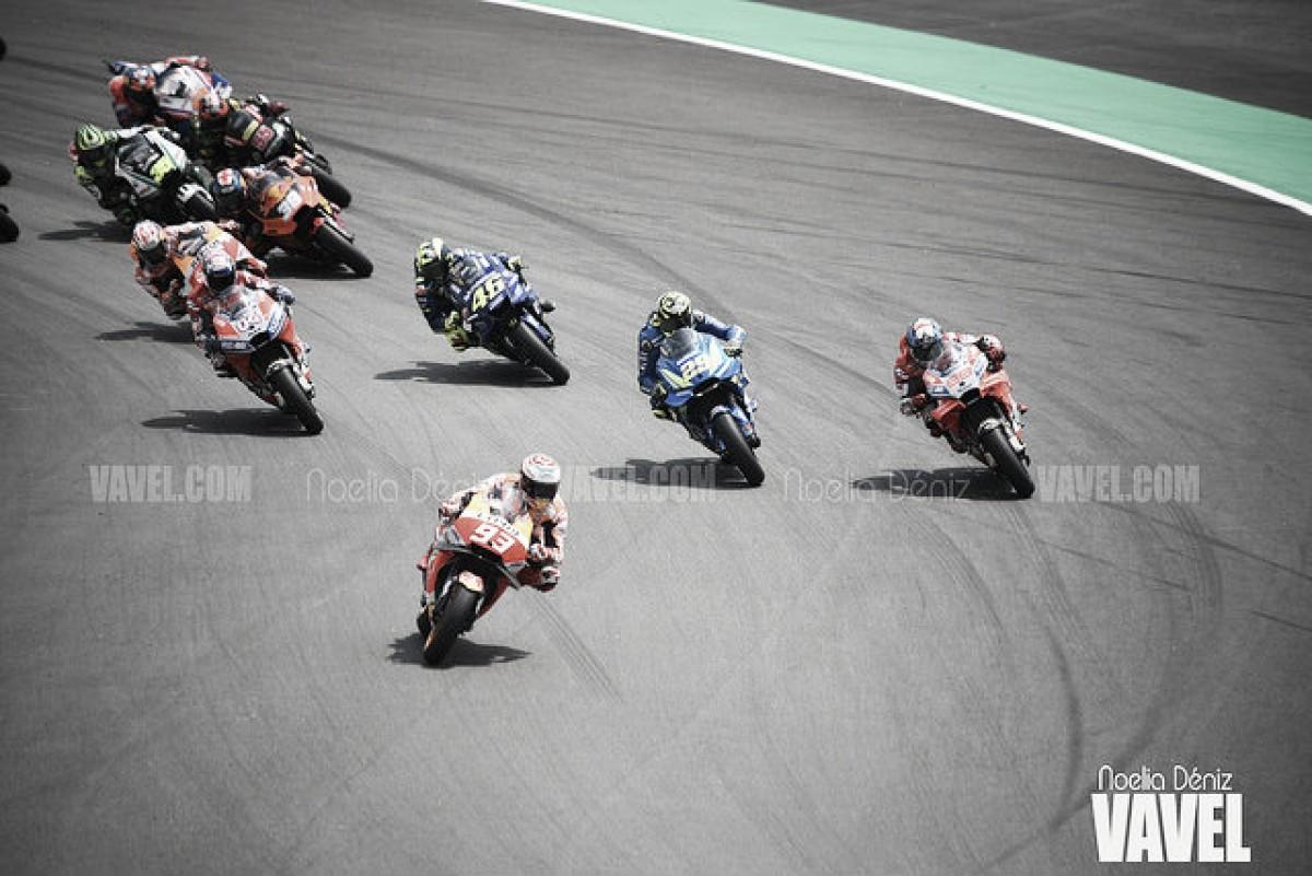 Clasificación GP de Alemania 2018 de Moto GP en vivo y en directo ...