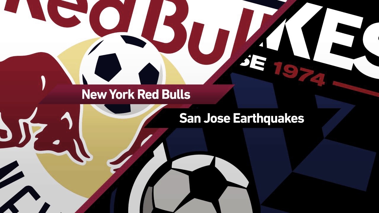 Previa New York Red Bulls – San Jose Earthquakes: todo al rojo