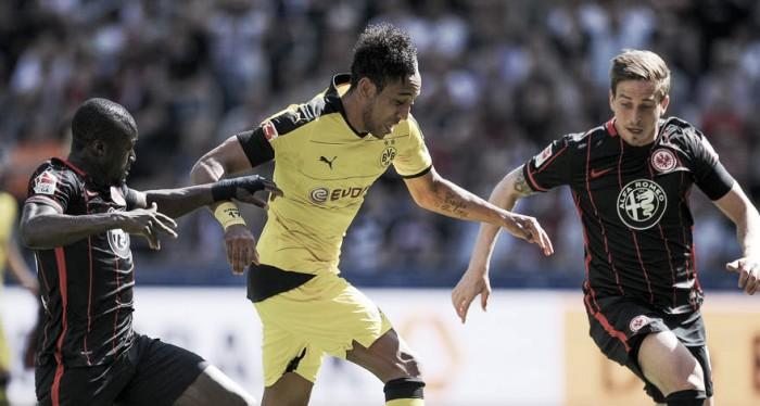 Previa Eintracht Frankfurt - Borussia Dortmund: que comience el espéctaculo
