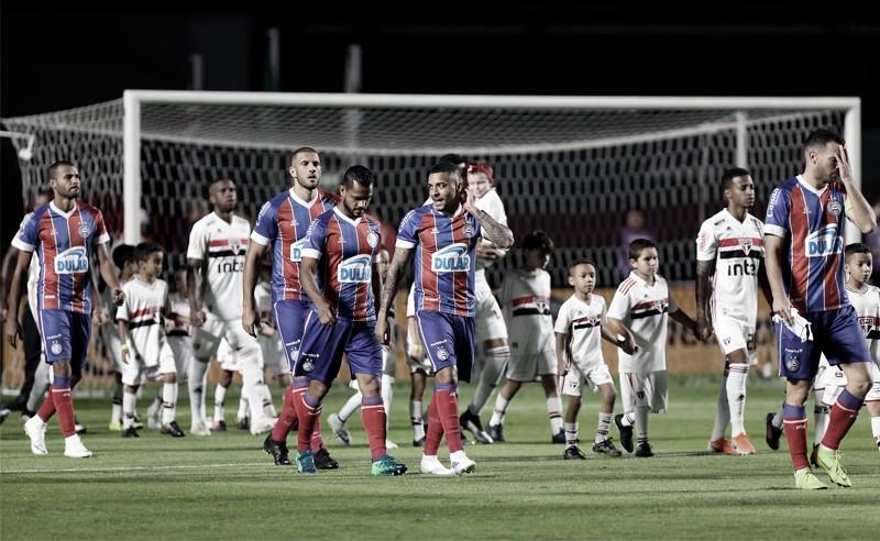 Gols e melhores momentos de Bahia 1x3 São Paulo pelo Campeonato Brasileiro
