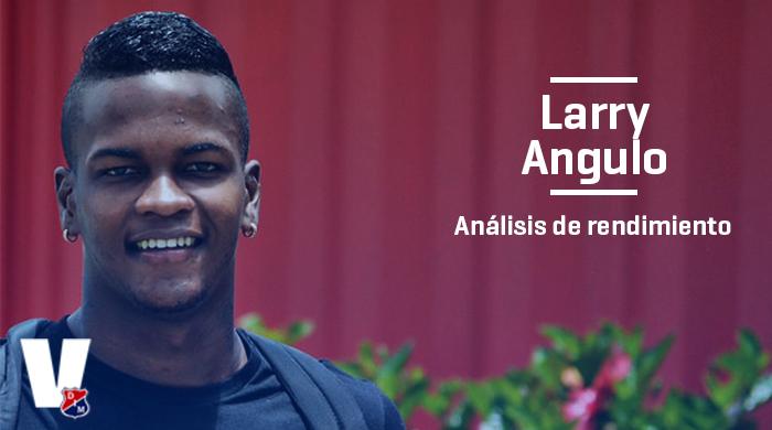 Análisis VAVEL, Independiente Medellín 2018-II: Larry Angulo