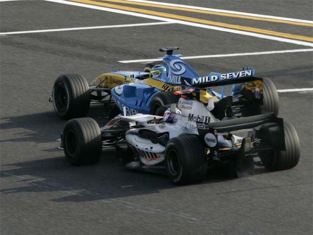 Previa histórica GP de Japón 2005: remontada de campeón