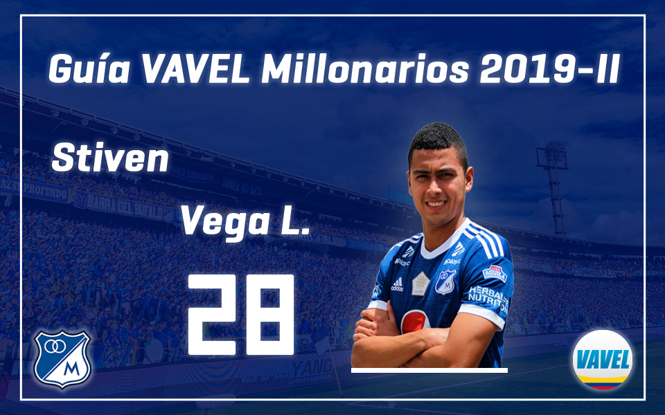 Análisis VAVEL, Millonarios 2019-II: Stiven Vega