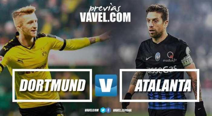 Previa Borussia Dortmund - Atalanta: el sueño europeo de Bérgamo