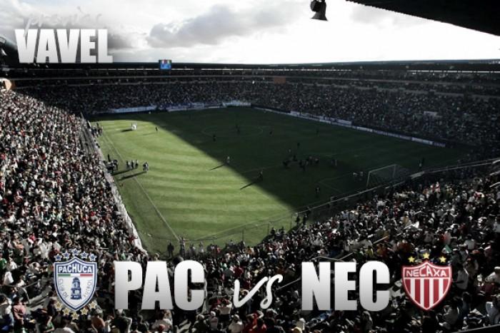 Previa Pachuca - Necaxa: el Tuzo busca un pararrayos
