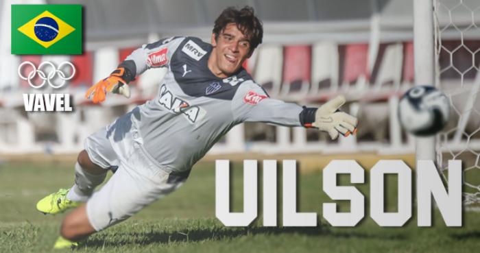 Rumo à Olimpíada: Uilson, goleiro do Atlético-MG
