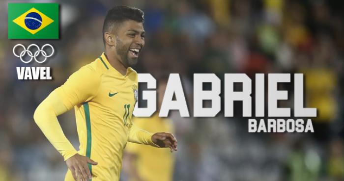 Rumo à Olimpíada: Gabriel, atacante do Santos