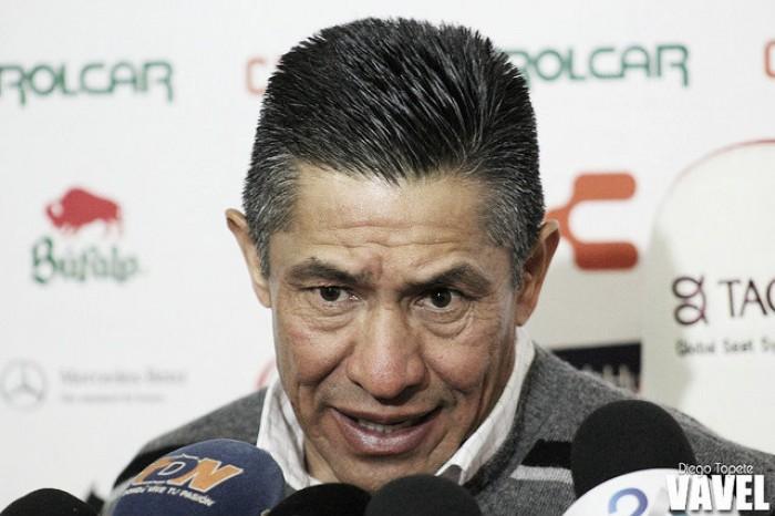 Ignacio Ambriz reconoce falta de contundencia