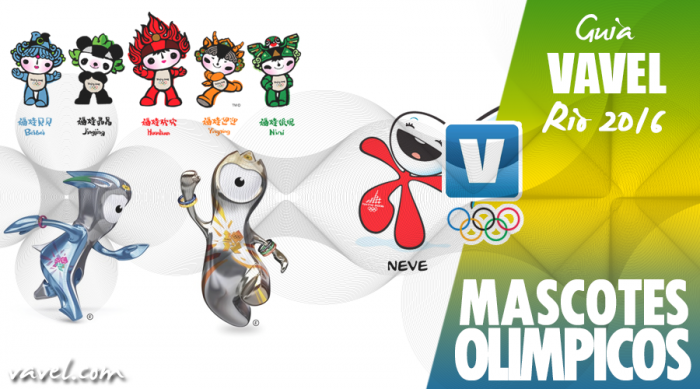 Vinicius e Tom: saiba curiosidades sobre os mascotes dos Jogos Olímpicos
