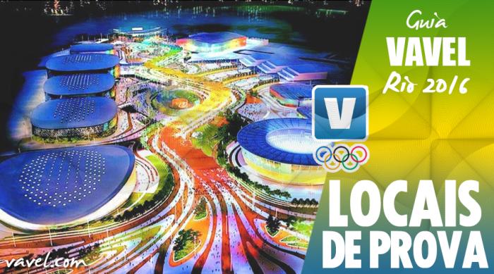 Guia VAVEL dos Jogos Olímpicos Rio 2016: Locais de Prova