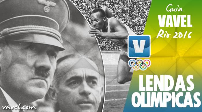 Lendas Olímpicas: relembre personagens marcantes da história dos Jogos Olímpicos