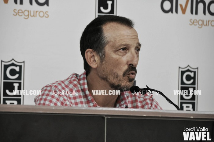 Salva Maldonado deja de ser el entrenador de la Penya