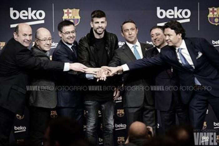 El Barça y Beko, más unidos