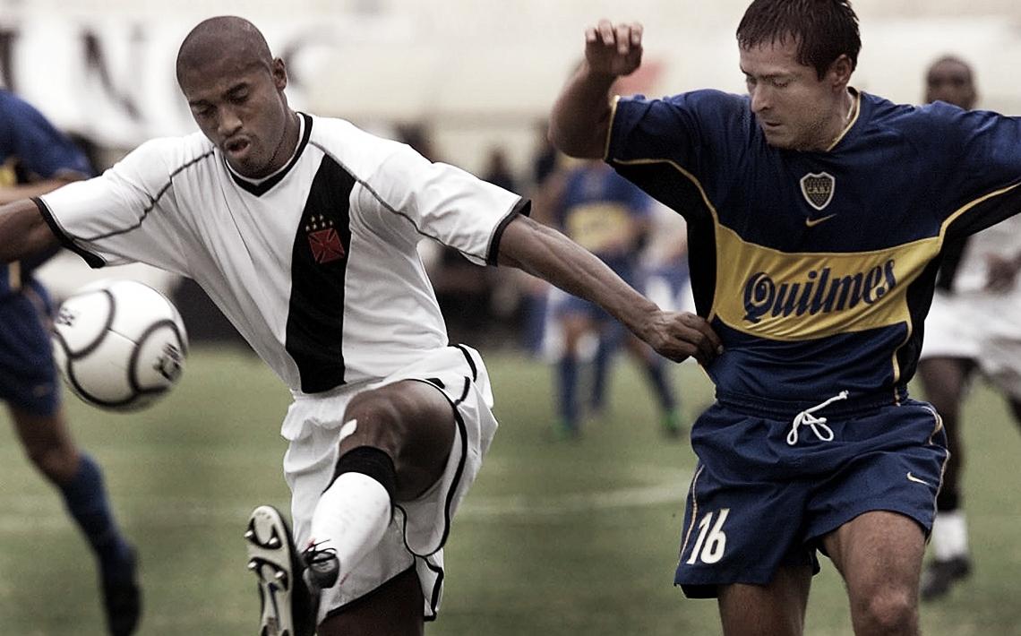 Boca y el pase a semifinales de la Copa Libertadores 2001
